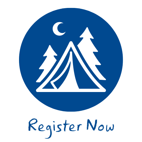Camp site Register Now Button