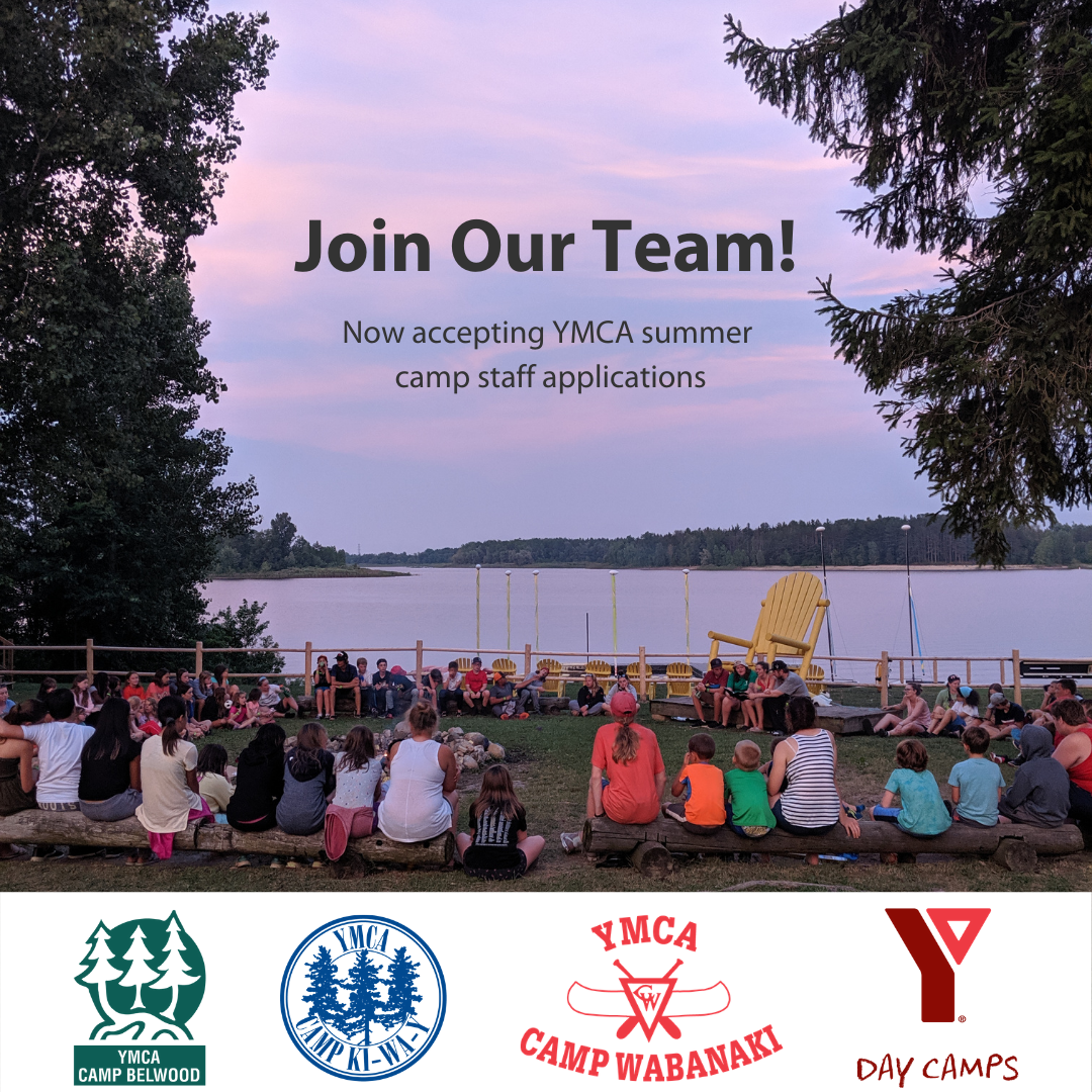 Campfire; Job Posting for Summer Camp Staff
