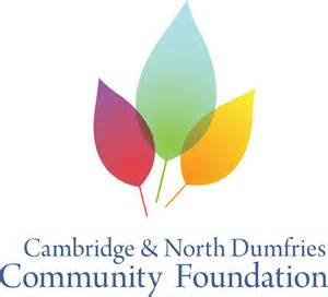 Cambridge & North Dumfries Community Foundation Logo