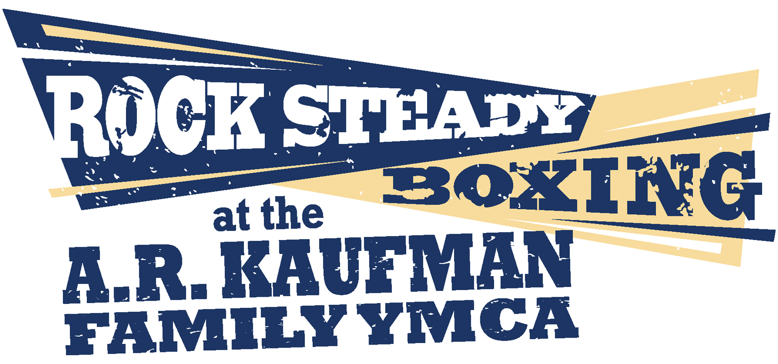 Rock Steady Boxing at the A.R. Kaufman Family YMCA logo