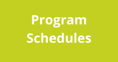 Health, Fitness & Aquatics - Program Schedules