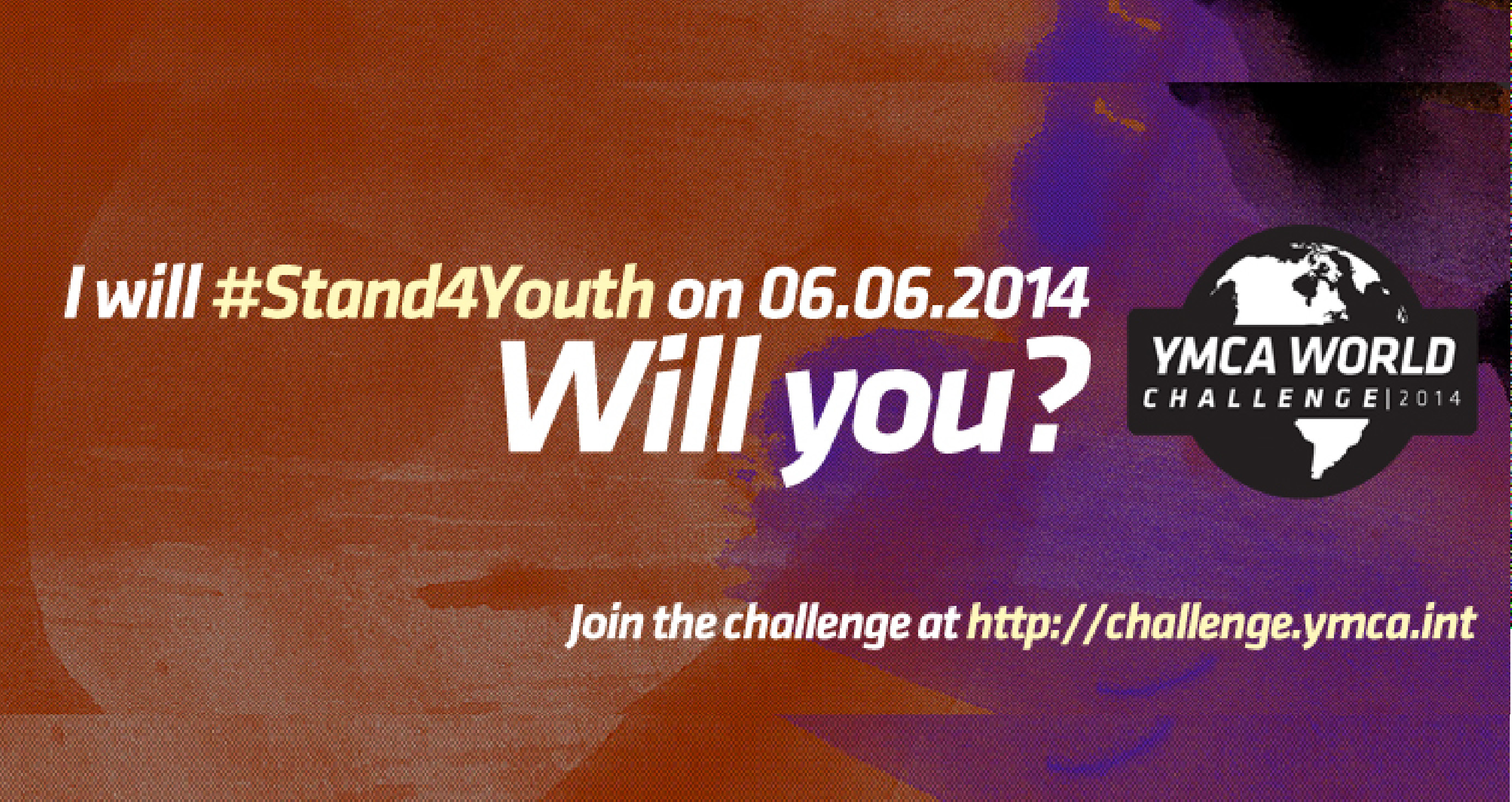 Stand 4 Youth - YMCA World Challenge